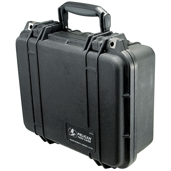 Pelican 1400 Protector Accessory Case Polypropylene Smooth