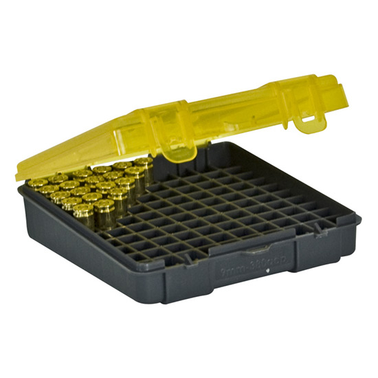 Plano 100 CT AMMO CASE 9MM-380