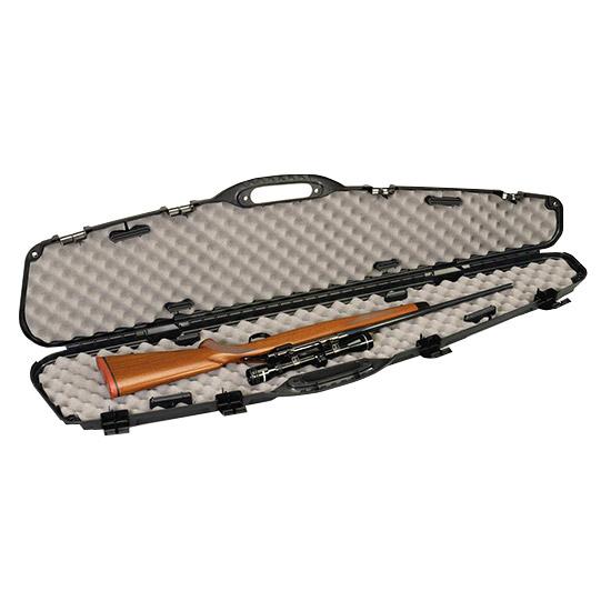 Plano 151101 Pillared Single Rifle|Shotgun Case Plastic Contoured