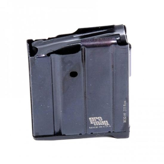 ProMag RUG09 Ruger Mini-14 223 Remington|5.56 NATO 10 rd Blued Finish