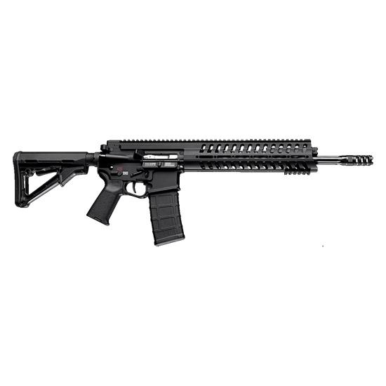 Patriot Ordnance Factory 01143 P415 Gen 4 Semi-Automatic 223 Remington|5.56 NATO 16.5 30+1 Magpul CTR Black Stk Black Hard Coat Anodized in.