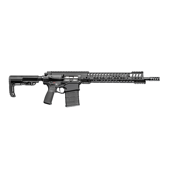 Patriot Ordnance Factory P-308 EDGE Black .308 Win 16.5-Inch 20Rd