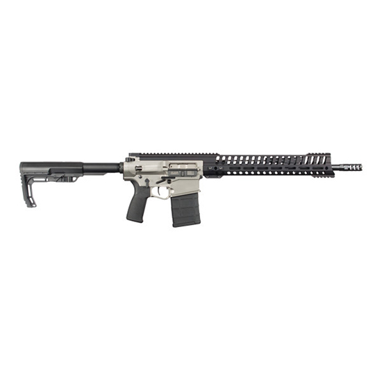 Patriot Ordnance Factory P308 EDGE GEN4 Black 308 Winchester   7.62x51 16.5-Inch 20Rd
