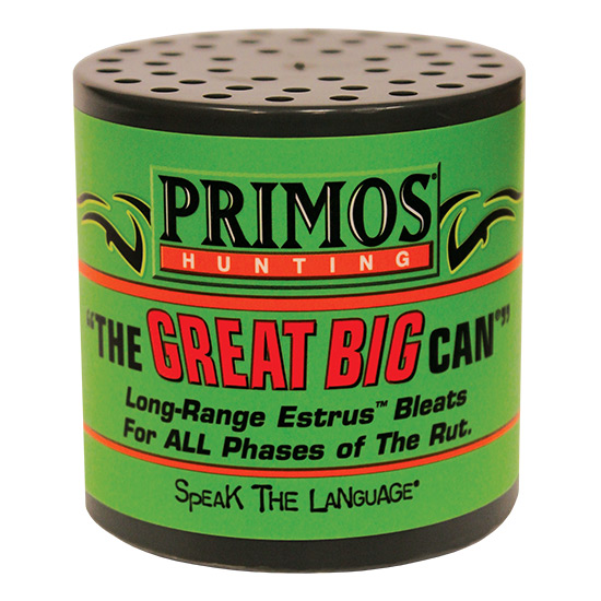 Primos 738 The Great Big Can