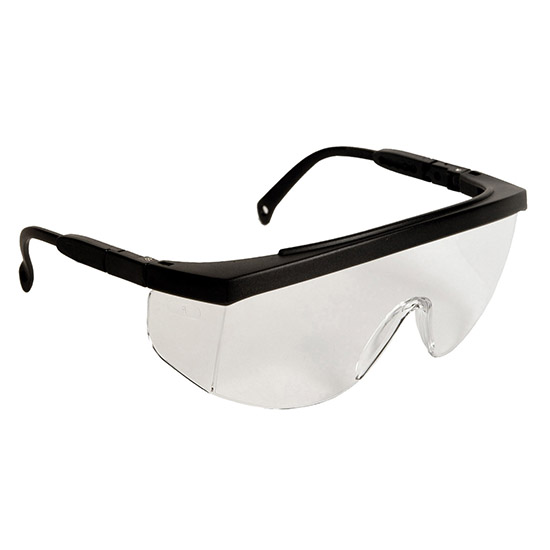 Radians G4J110BP G4 Shooting|Sporting Glasses Clear