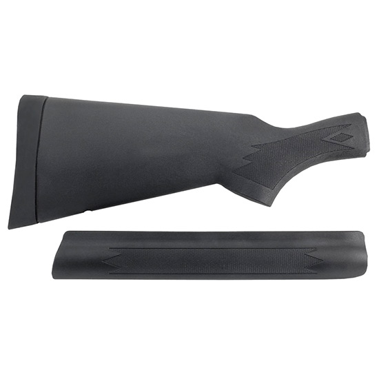 Remington 18614 870 12 Gauge Stock Set Synthetic Black Matte