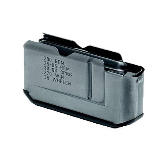 Remington 19637 Rem 7600 Long Action 3 rd Black Finish