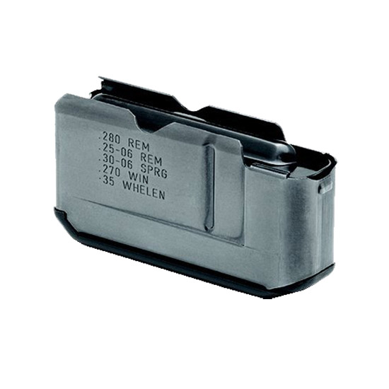 Remington 19642 Rem 7400|750 Long Action 3 rd Black Finish