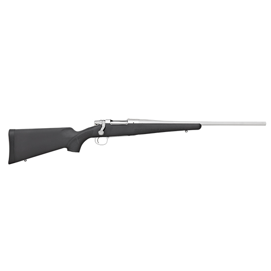 Remington Firearms 85905 Seven Stainless Bolt 300 WSM 20 4+1 Synthetic Black Stk Stainless Steel in.