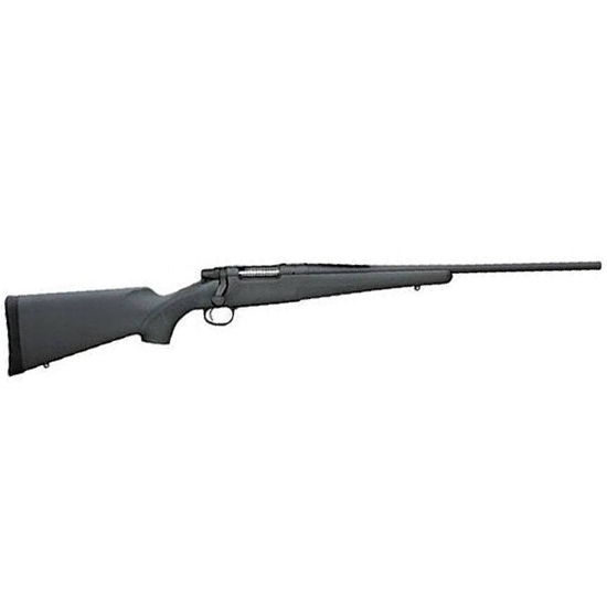 Remington Firearms 85916 Seven Synthetic Compact Bolt 7mm-08 Rem 18 4+1 Synthetic Black Stk Blued in.