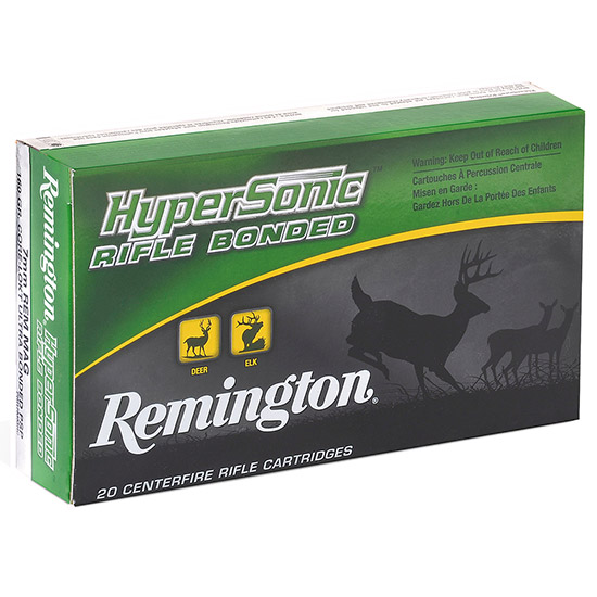 Rem PRH300WC Core-LokT HyperSonic 300 Win Mag 180GR PSP 20Bx|10Cs