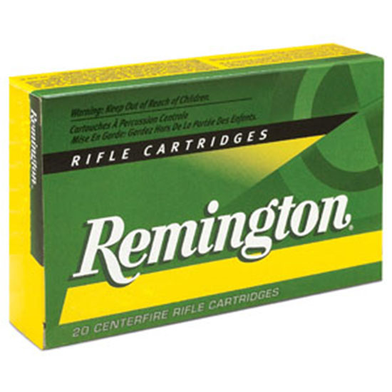 Remington Ammunition R375M1 High Performance 375 Holland & Holland Magnum 270 GR Core-Lokt Soft Point 20 Bx| 10 Cs