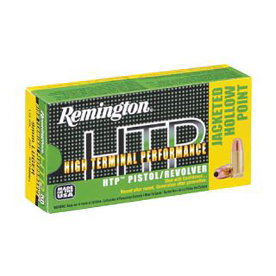 Rem Ammo RTP44MG2 HTP 44RemMag 240GR Soft Point 50Bx|10Cs