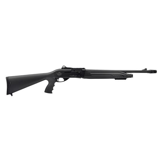 Rock Island X4 Tact 12 Gauge 18.50in. 4+1 3in. Black Fixed w/Pistol Grip Stock Right Hand