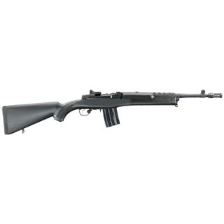 Ruger 5847 Mini-14 Tactical Semi-Automatic 223 Remington 5.56 NATO 16.12 20+1 Synthetic Black Stk Blued in.