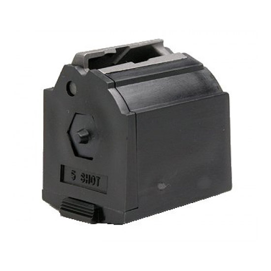 Ruger 90041 10|22 22 Long Rifle (LR) 5 rd Plastic Black Finish