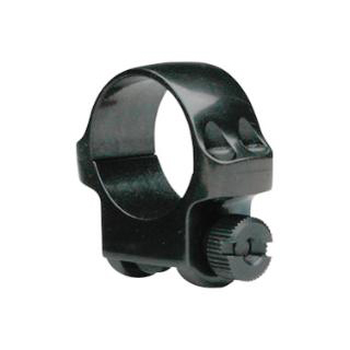 Ruger 90269 Clam Pack Single Ring Low 1 Diameter Blued in.