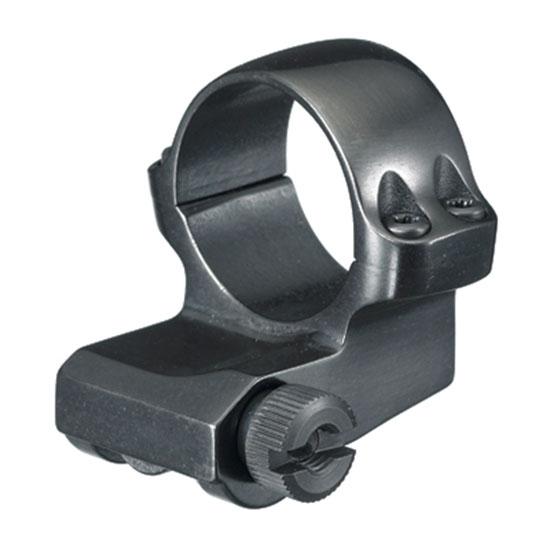 Ruger 90276 Clam Pack Single Ring Medium Offset 1 Diameter Blued in.