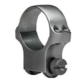 Ruger 90286 Clam Pack Single Ring High 30mm Diameter Stainless