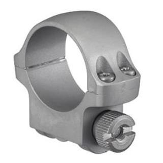 Ruger 90289 Clam Pack Single Ring Low 1 Diameter Hawkeye Matte Stainless in.