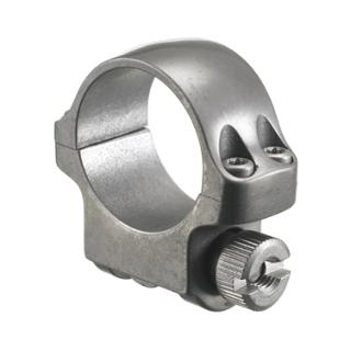Ruger 90293 Clam Pack Single Ring Low 1 Diameter Target Gray Stainless in.