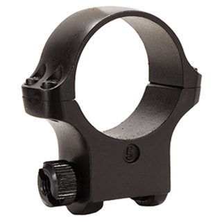 Ruger 90322 Clam Pack Single Ring High 30mm Diameter Hawkeye Matte Blued