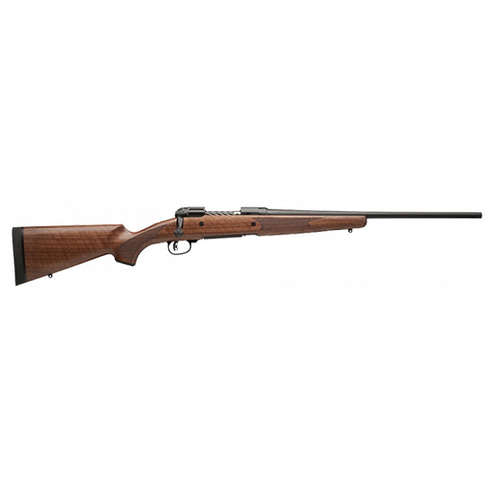 Savage 19206 11|111 Lightweight Hunter Bolt 243 Win 20 4+1 Walnut Oil Finish Stk Black in.