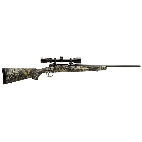 Savage 19244 Axis XP Camo with Scope Bolt 22-250 Remington 22 4+1 Synthetic Realtree Hardwoods HD Stk Blued in.