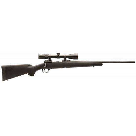 Savage 19709 11|111 Trophy Hunter XP Youth Bolt 7mm-08 Rem 20 4+1 Synthetic Black Stk Black in.