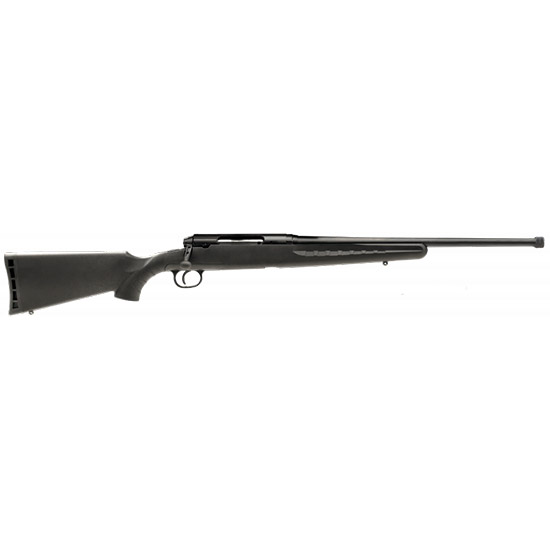 Savage 19746 Axis SR Bolt 223 Remington 20 TB 4+1 Synthetic Black Stk Blued in.