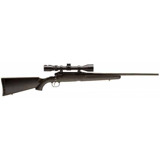 Savage AXIS XP Matte Black 6.5 Creedmoor 22-inch 4Rds