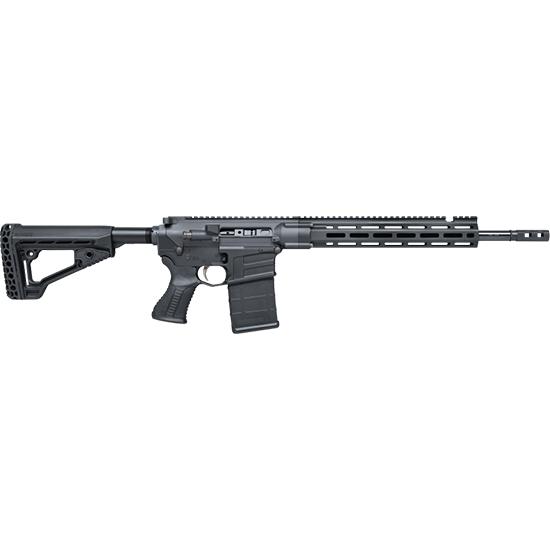 Savage 22902 MSR10 Hunter Semi-Automatic 308 Win|7.62 NATO 16.1 20+1 Adjustable Black Stk Black Hard Coat Anodized in.