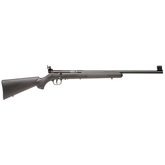 Savage 28800 Mark II FVT Bolt 22 Long Rifle 21 5+1 Synthetic Black Stk Blued in.