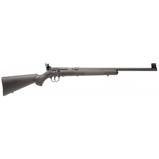Savage 28900 Mark I FVT Bolt 22 Short|Long|Long Rifle 21 1 Synthetic Black Stk Blued in.