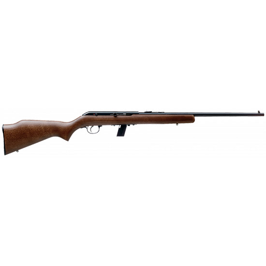 Savage 30000 64 G Semi-Automatic 22 Long Rifle (LR) 20.5 10+1 Hardwood Stk Blued in.