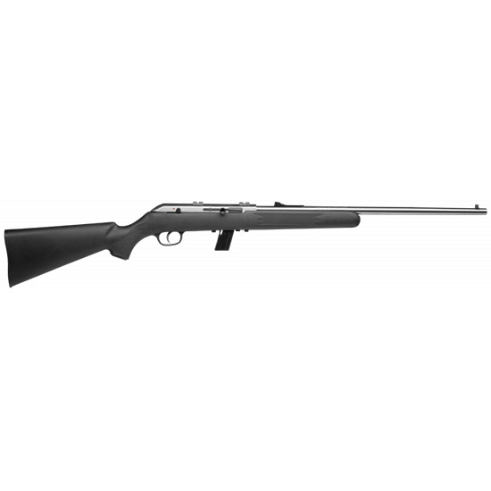 Savage 31000 64 FSS Semi-Automatic 22 LR 20.5 10+1 Synthetic Black Stk Stainless Steel in.