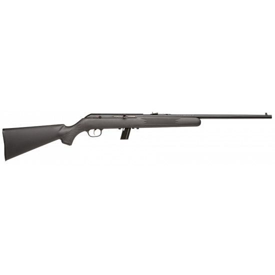 Savage 40060 64 FL LH Semi-Automatic 22 Long Rifle 21 10+1 Synthetic Black Stk Blued in.