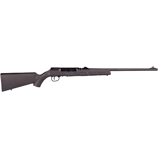 Savage 47200 A22 Target Sporter Semi-Automatic 22 Long Rifle (LR) 22 10+1 Wood Black Stk Blued in.