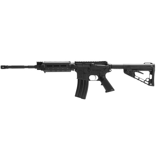 Standard Manufacturing Company STD-15 Semi-Automatic Rifle Black 5.56NATO|.223REM 16in Barrel 30rd LEFT HANDED