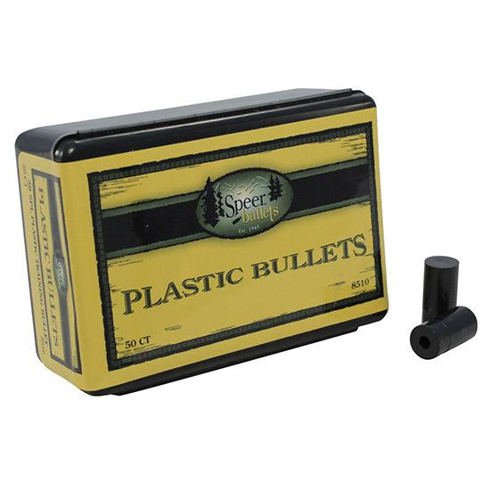 Speer Plastic Cases .38 Caliber 50 Count