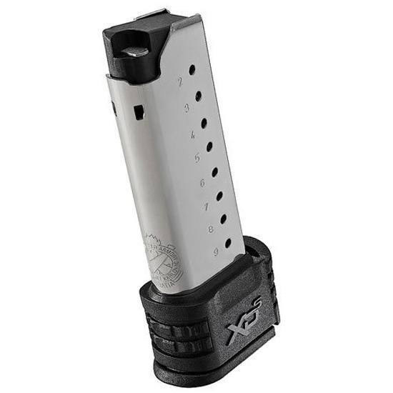 Springfield Armory XDS09061 XD-S 9mm 9 rd w|X-Tension Stainless Steel