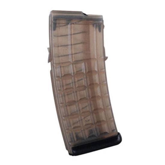 Steyr 1200050502 AUG 223 Remington 30 rd AUG Polymer Clear Body|Black Base