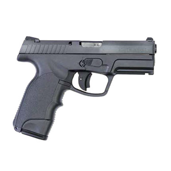 Steyr 39.621.2K L9-A1 Double 9mm 4.5 17+1 Black Polymer Grip in.