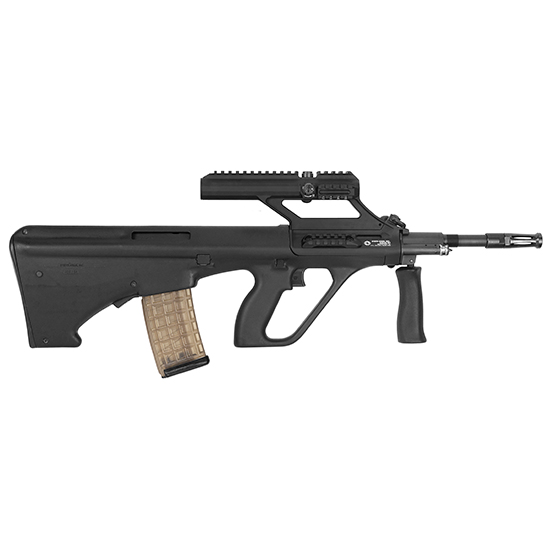 Steyr AUGM1BLKH AUG A3 M1 Semi-Automatic 223 Remington|5.56 NATO 16 30+1 High Rail Synthetic Black Stk Black in.
