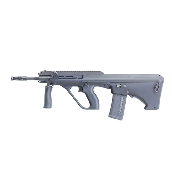 Steyr AUGM1BLKNATOO AUG A3 M1 NATO Semi-Automatic 223 Remington|5.56 NATO 16 30+1 1.5X Optic Synthetic Black Stk Black in.