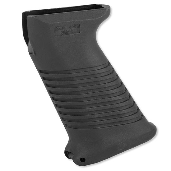 Tapco 16747 Intrafuse AK Saw Style Pistol Grip Military Grade Composite Black
