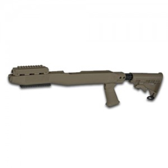 Tapco 16758 Intrafuse SKS Stock System w| Bottom Composite FDE