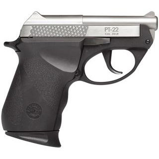 Taurus 1220039PLY M22 Double 22 Long Rifle 2.8 8+1 Black Polymer Grip Stainless Steel in.