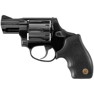 Taurus 2380121UL 380 Mini Revolver Double 380 Automatic Colt Pistol (ACP) 1.75 5 rd Black Rubber Grip Blued in.