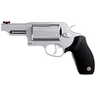 Taurus 2441039T Judge Single|Double 45 Colt (LC)|410 3 5 Black Ribber Grip Stainless in.